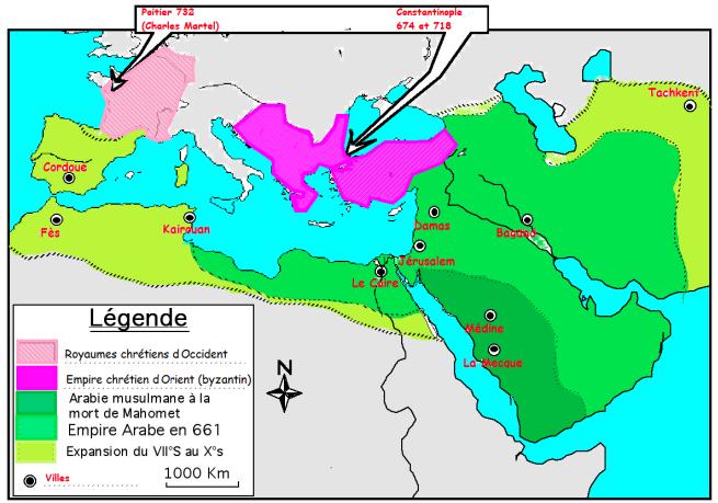 Les Trois Villes Saintes De L Islam